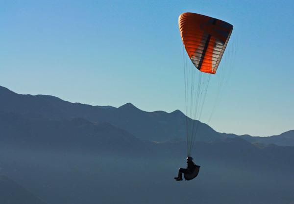 paragliding vrgorac 3