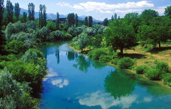 Rijeka Cetina AC