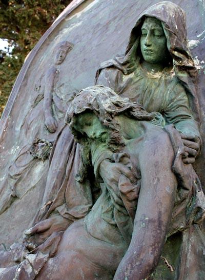 Pala obitelji Franasović na supetarskom groblju 1