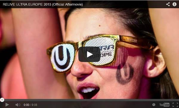 Ultra music Europe – Split 2014  deejay