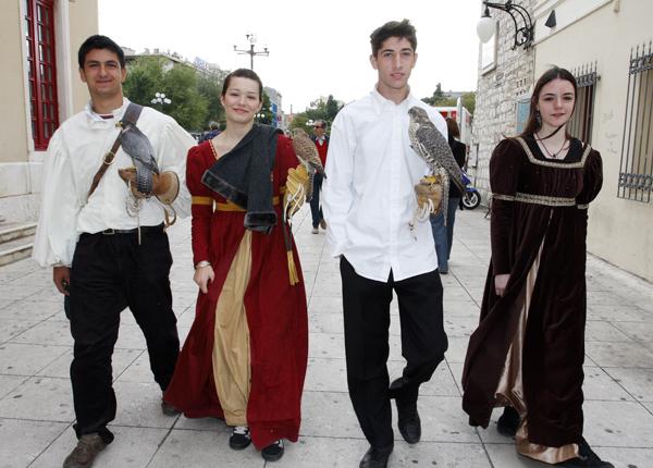 Sajam u srednjovjekovnom Šibeniku (11)