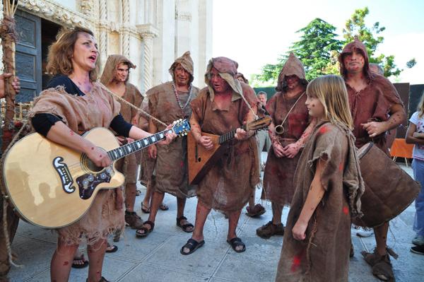 Sajam u srednjovjekovnom Šibeniku (9)