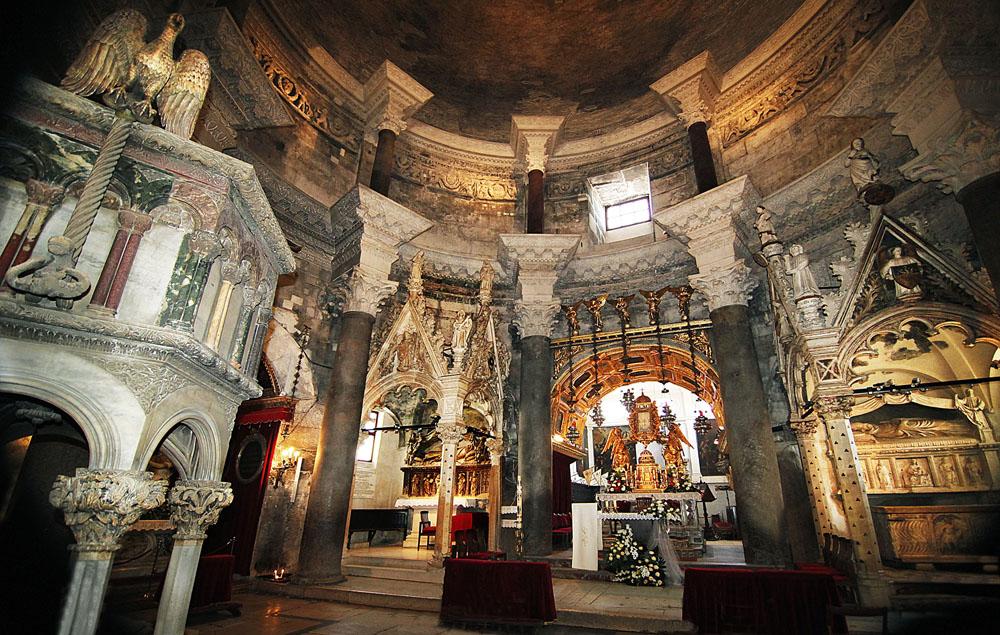Katedrala sv.Duje; autor Ante Verzotti