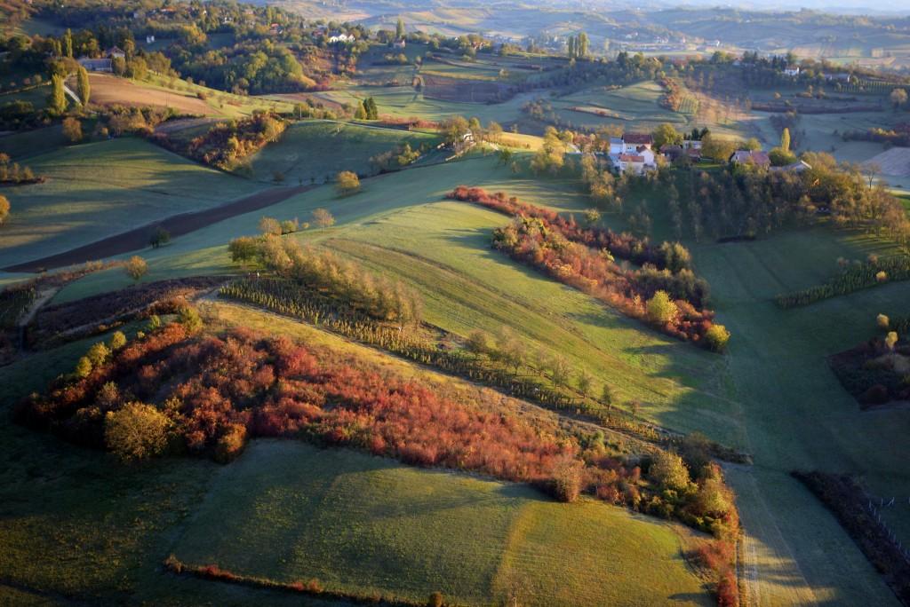 Doline i brežuljci karšićko-jastrbarskog kraja