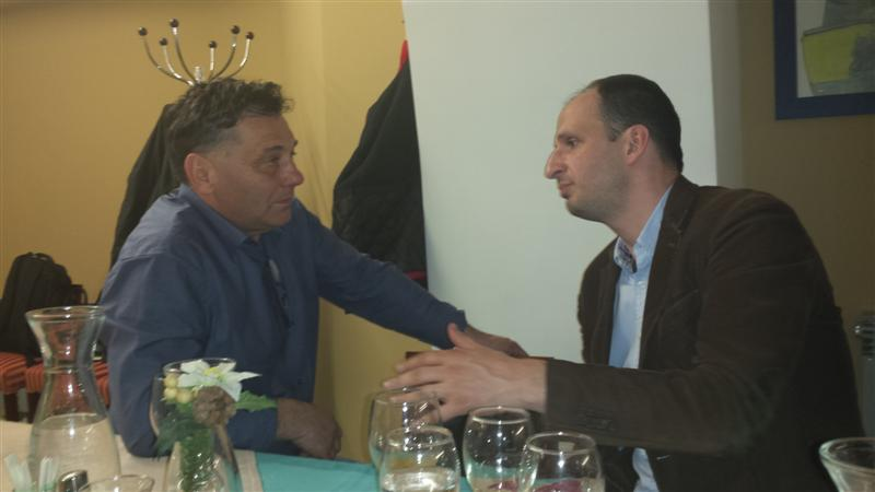 Boris Drenški i Saša Špiranec