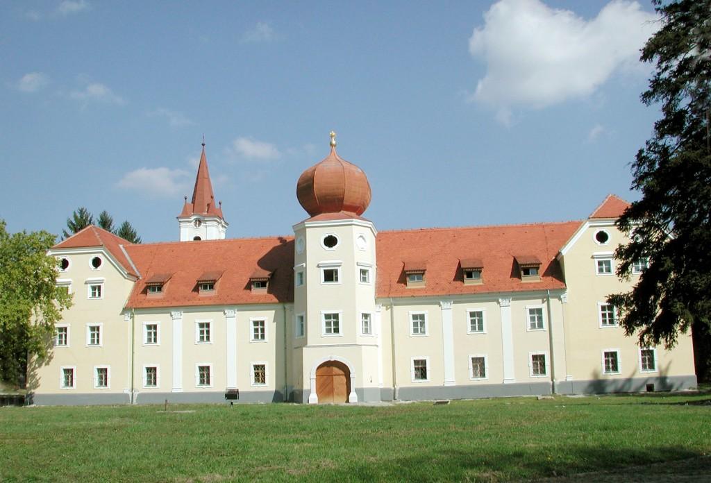 Kutjevo - dvorac