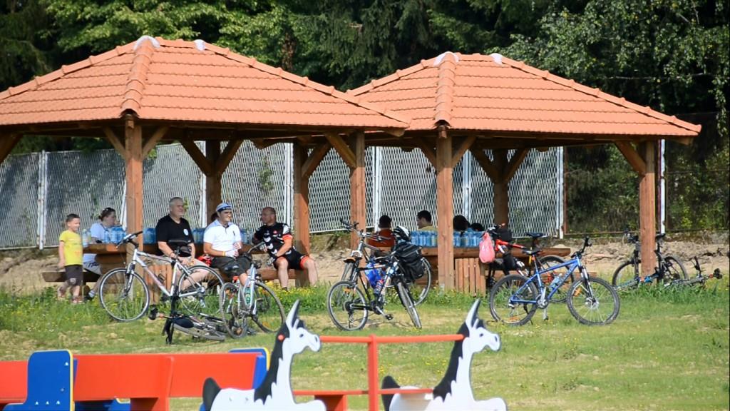 Lipik - biciklisti