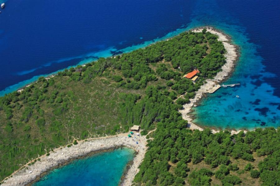 Paklinski otoci Hvar TZ Srednja Dalmacija