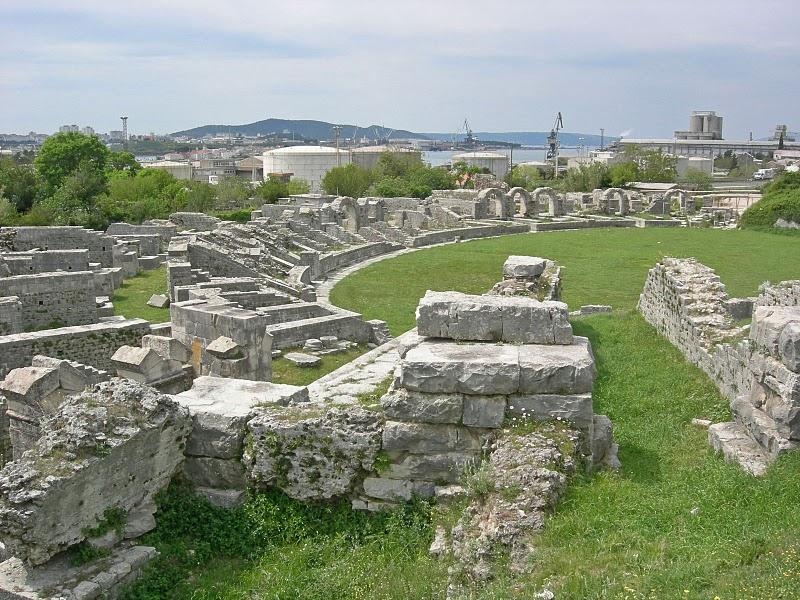 Salona theater