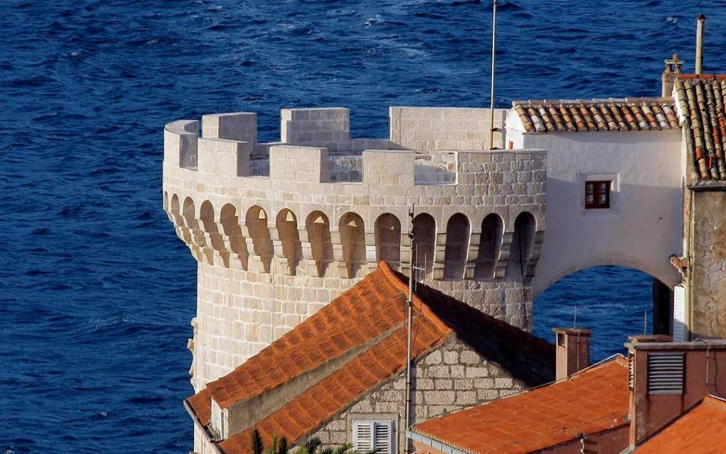 korcula-fortress