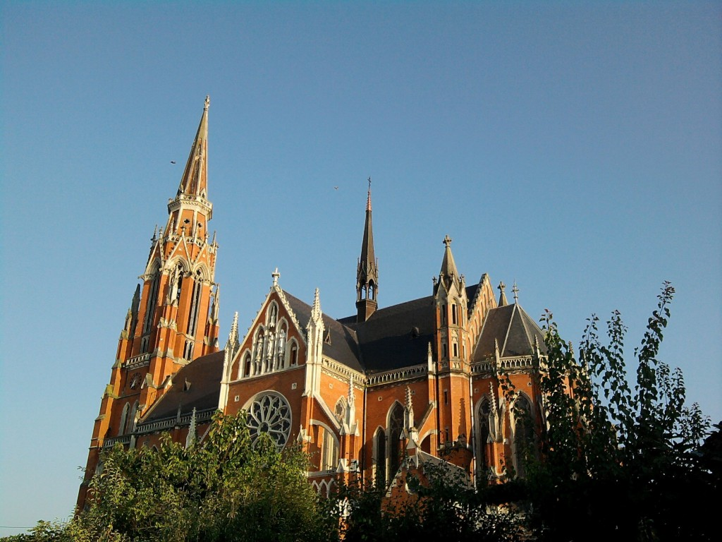 8 Osijek - katedrala
