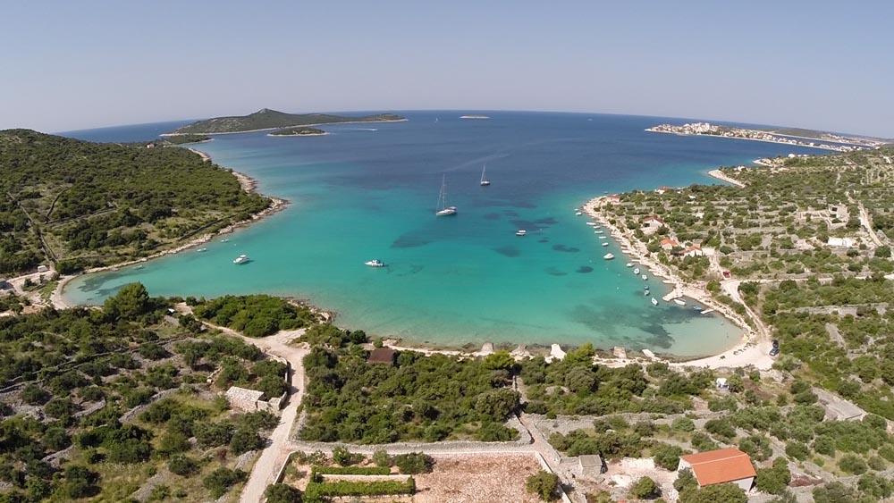 Sevid Stari trogir pješćana plaža i arheološki park_1