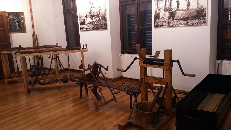 Šumarski muzej Bošnjaci