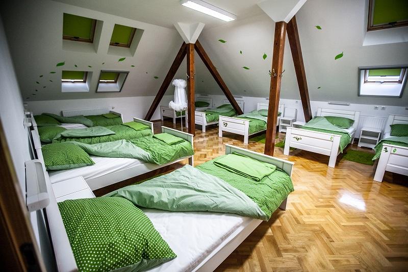 hostel-spavaonica