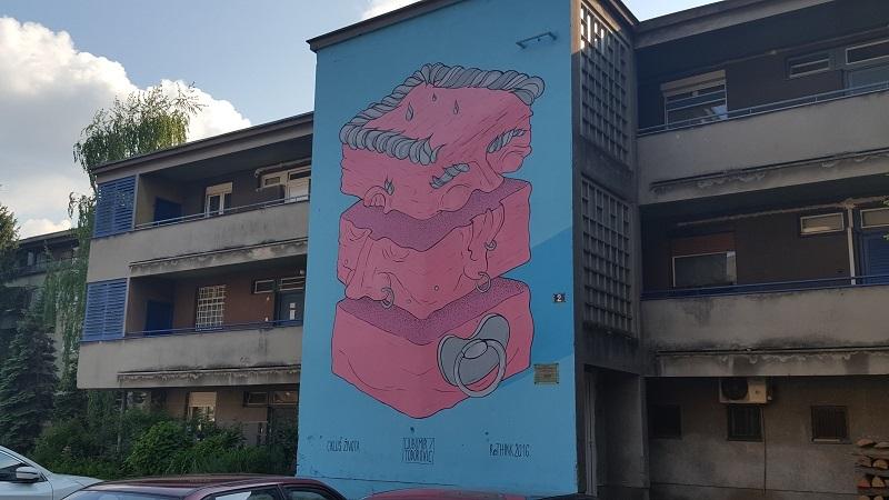 street art i turistička aplikacija