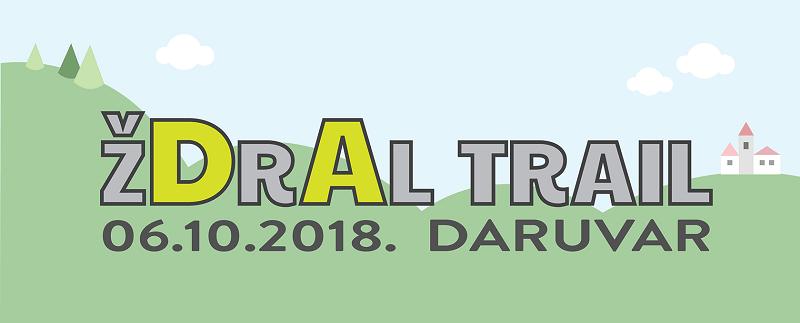 Ždral trail Daruvar