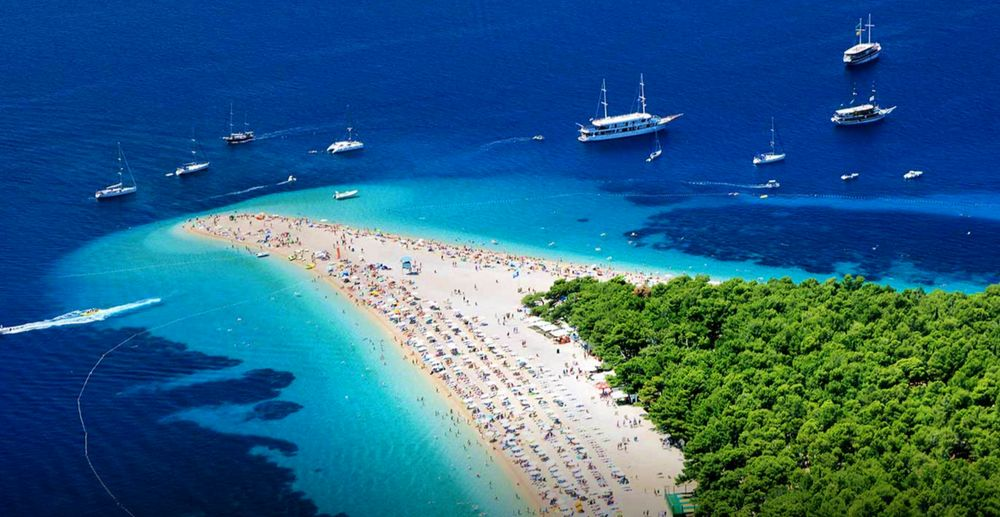 Image result for zlatni rat hot spots